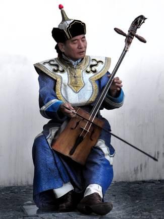Film Mongolei