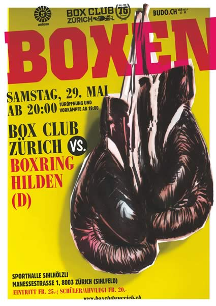 Boxclub Meeting