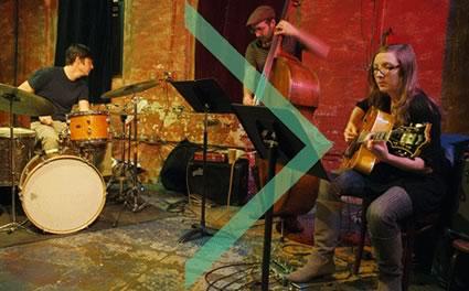 Mary Halvorson Trio