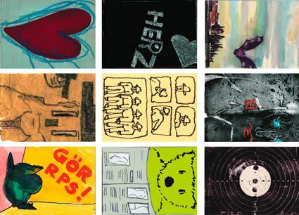 Experimentelle Comics
