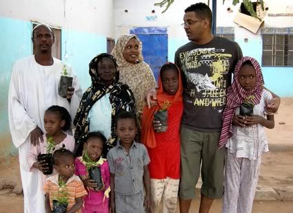 Im Sudan